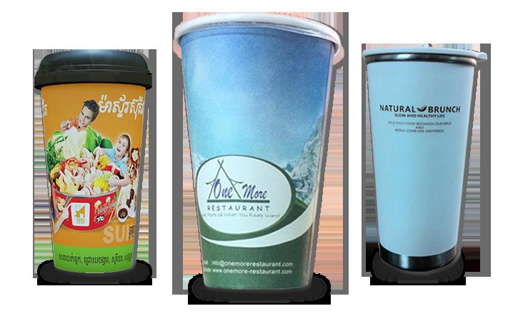 Paper & Plastic Cup