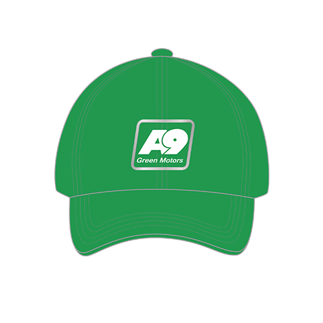 A9 Green Motors Cap
