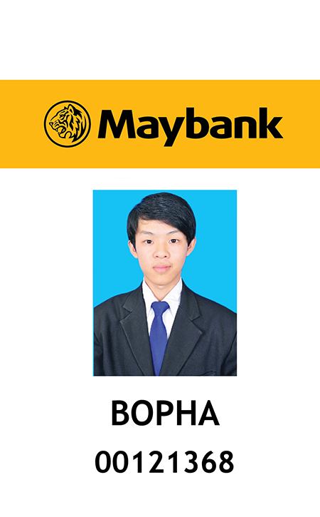 Maybank ID Card
