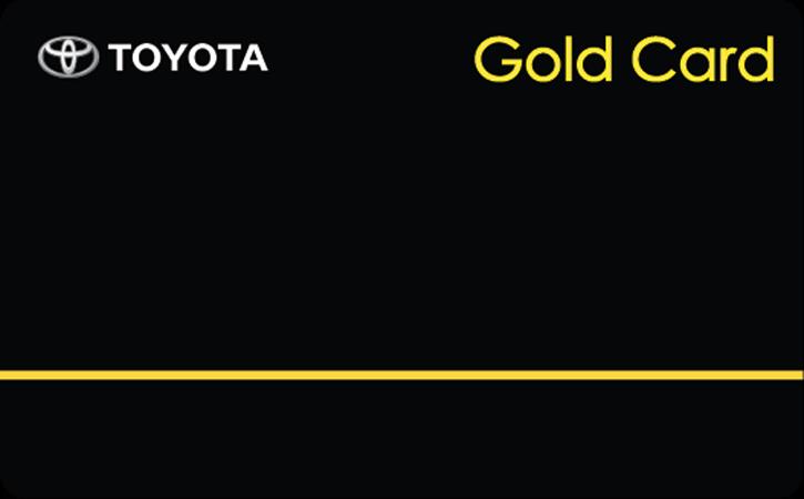 Toyota Gold